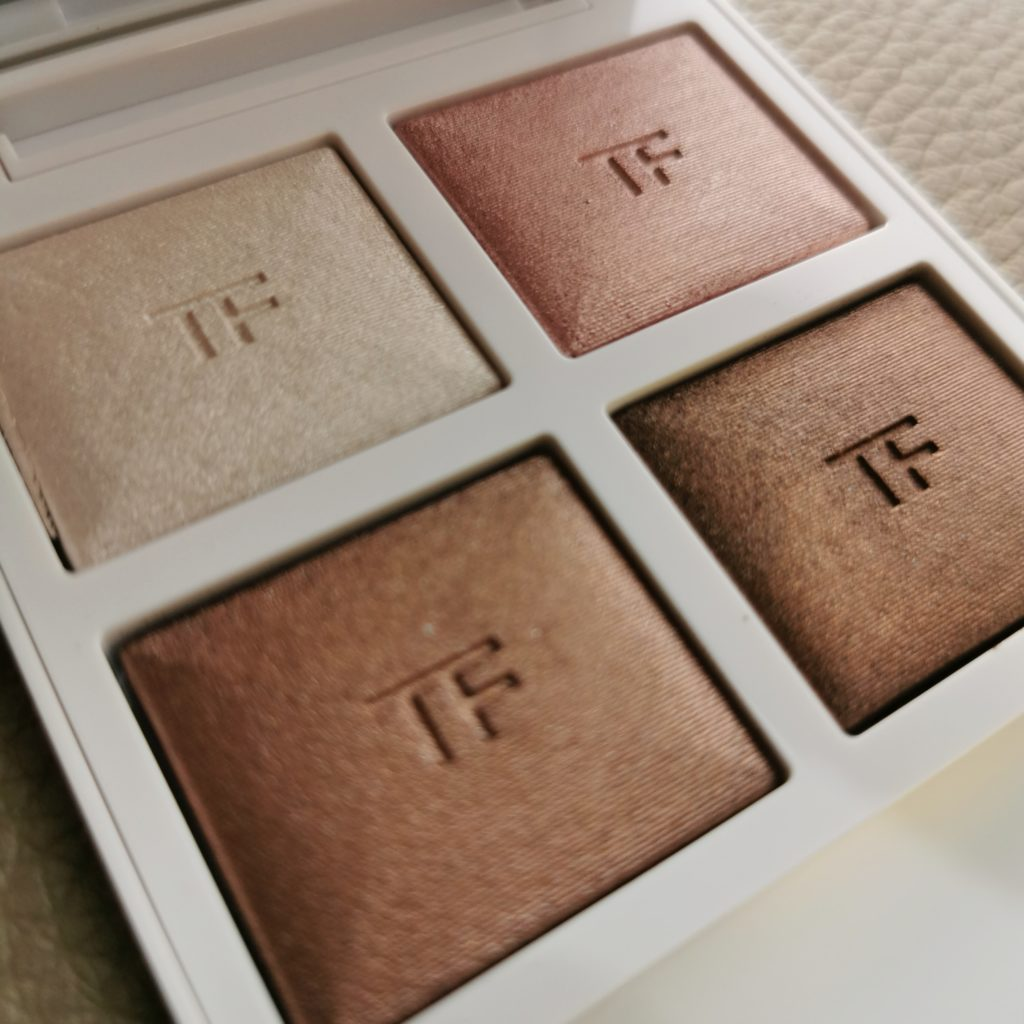 Tom Ford First Frost palette
