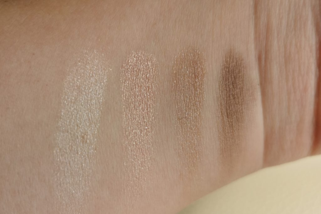 Tom Ford First Frost swatches