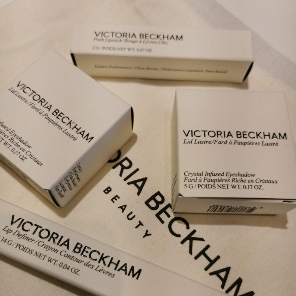 Victoria Beckham Beauty packaging